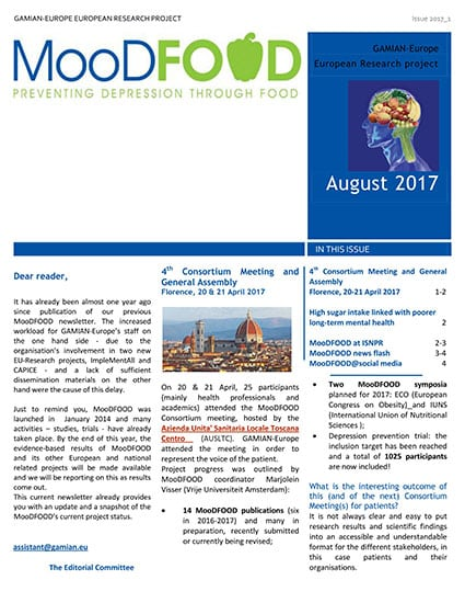 MoodFOOD Newsletter